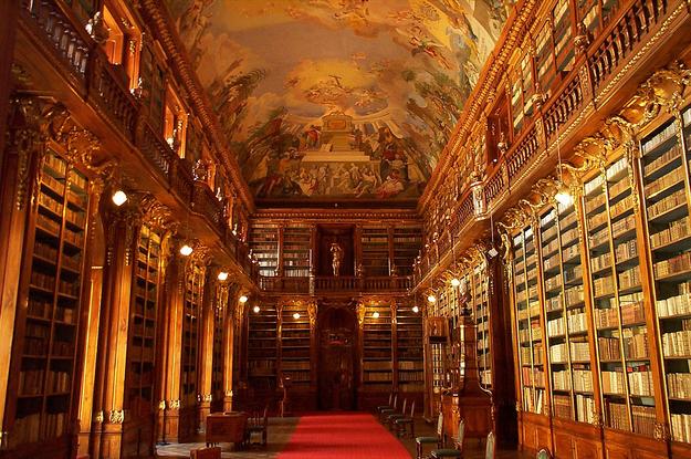 16 mooiste bibliotheken op aarde