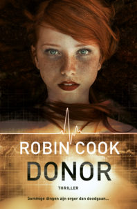 Robin Cook - Donor