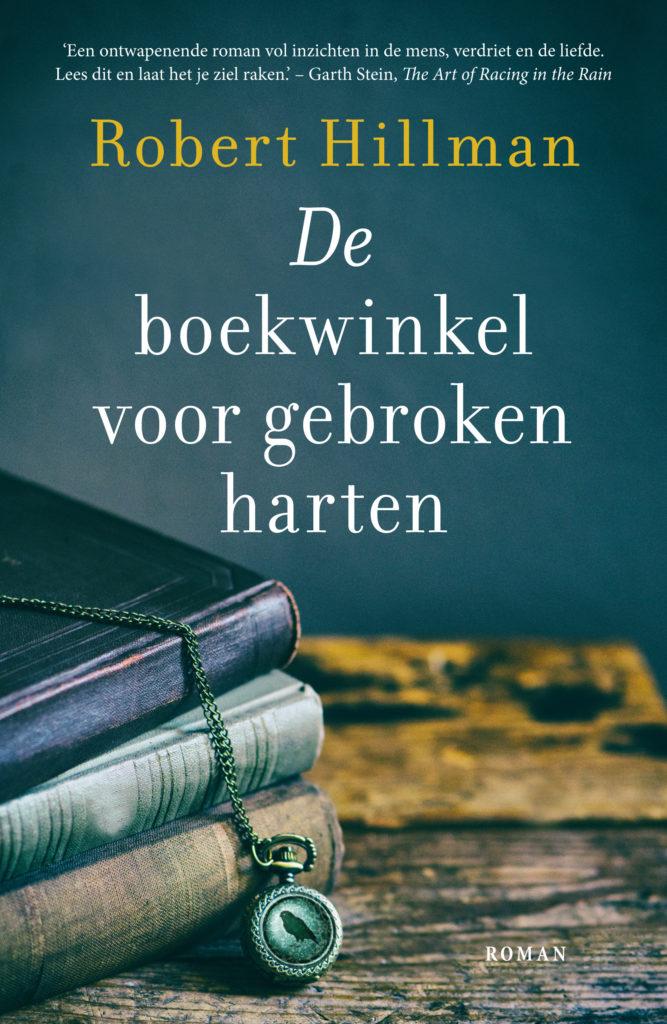 Omslag Boekwinkel voor gebroken harten
